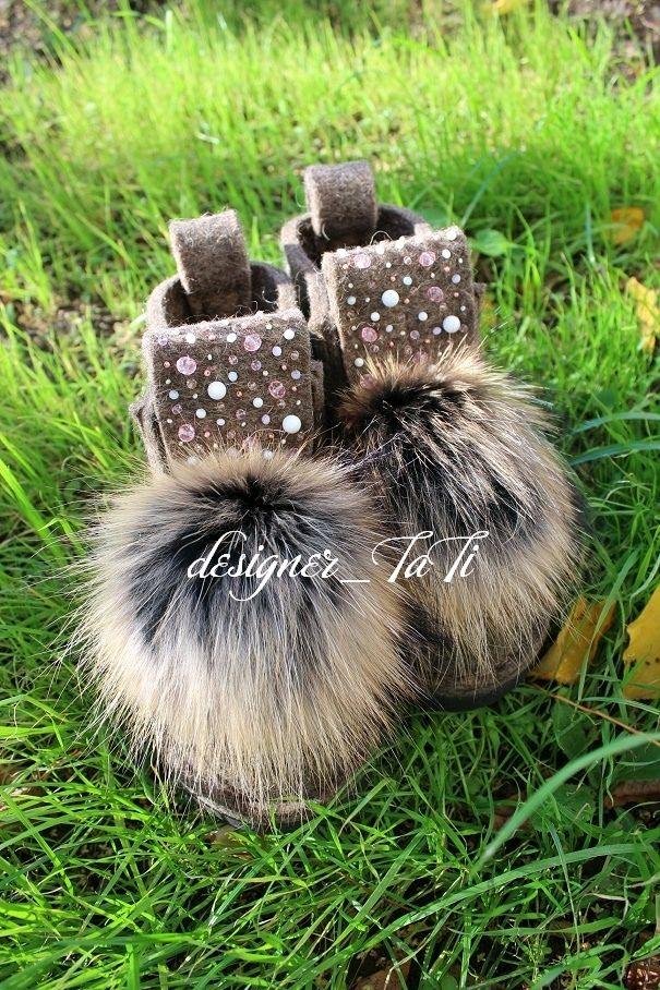 """Обувь ручной работы. Ярмарка Мастеров - ручная работа. Купить Валенки, модель """"Бусинки"""". Handmade. Валенки, валенки ручной работы"""