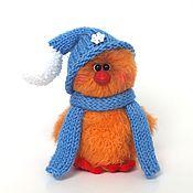Подарки к праздникам ручной работы. Ярмарка Мастеров - ручная работа Петушок Гошик (Новый год, петух, цыпленок). Handmade.
