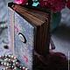 """Блокноты ручной работы. Заказать Блокнот """"Розы-2"""". Hand made Екатерины Майоровой. Ярмарка Мастеров. Книга ручной работы"""