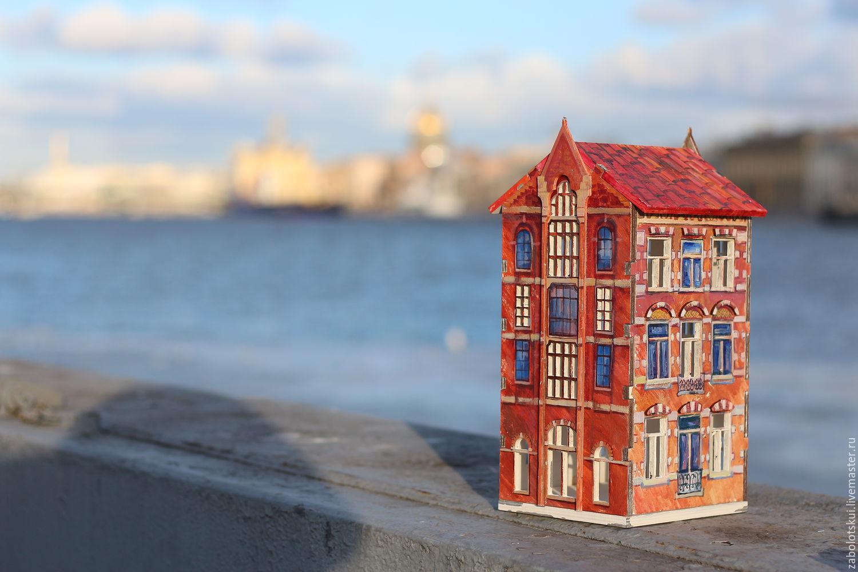 Светильник Амстердам, Ночники, Санкт-Петербург,  Фото №1
