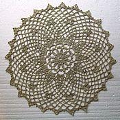 Для дома и интерьера ручной работы. Ярмарка Мастеров - ручная работа Салфетка № 74. Handmade.