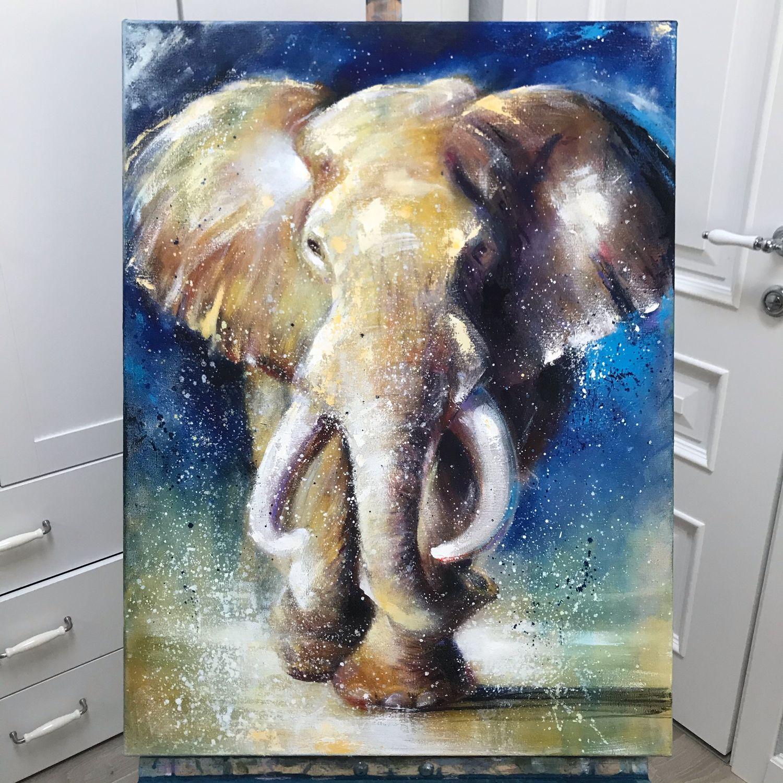 Волшебный Слон, Картины, Москва,  Фото №1