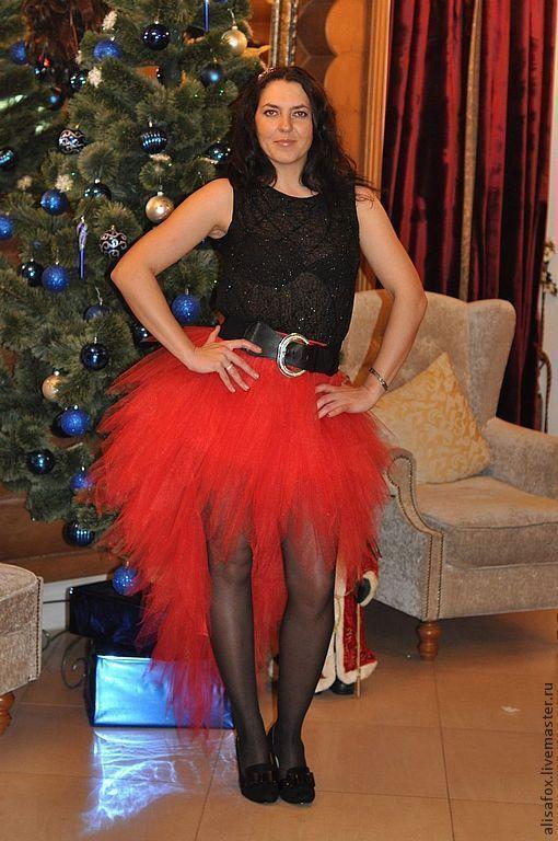 юбка из фатина купить 89267060998