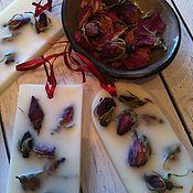 """Ароматическое саше ручной работы. Ярмарка Мастеров - ручная работа """"Свежесрезанные розы"""" ароматическое флорентийское саше. Handmade."""