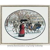 Картины и панно ручной работы. Ярмарка Мастеров - ручная работа Зимние впечатления. Handmade.