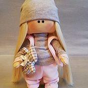Большеножка ручной работы. Ярмарка Мастеров - ручная работа Интерьерная кукла ручной работы. Handmade.