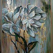 Картины ручной работы. Ярмарка Мастеров - ручная работа Картины: Цветок. Handmade.