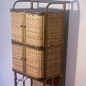 Для дома и интерьера ручной работы. Ярмарка Мастеров - ручная работа Этажерка-шкаф. Handmade.