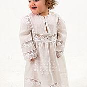 Работы для детей, handmade. Livemaster - original item Baptismal dress Vologda lace art. 219. Handmade.