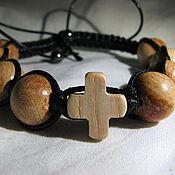 Украшения handmade. Livemaster - original item Shamballa bracelet with different beads