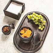 Для дома и интерьера handmade. Livemaster - original item Gift set for the kitchen, 4 piece. Handmade.