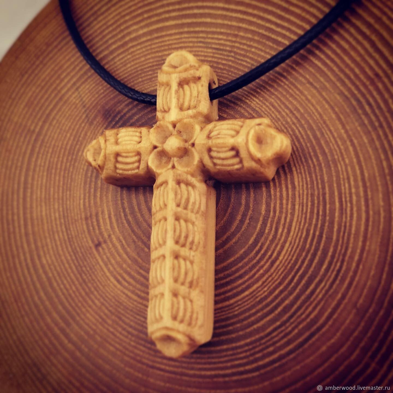 Ragnar Lothbrok's cross of hornbeam, Pendant, Kaliningrad,  Фото №1