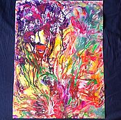 Картины и панно handmade. Livemaster - original item A vivid imagination. Handmade.