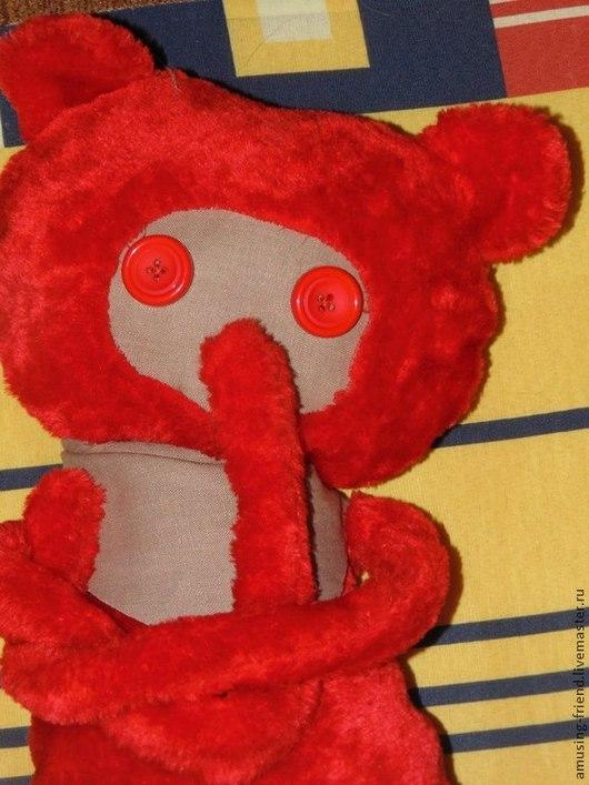 Обстоятельный и разумный инопланетный медведь