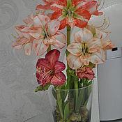Цветы и флористика ручной работы. Ярмарка Мастеров - ручная работа Семейство амариллисовых. Handmade.