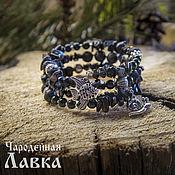 Фен-шуй и эзотерика handmade. Livemaster - original item Bracelet Talisman-amulet powerful protection. Handmade.
