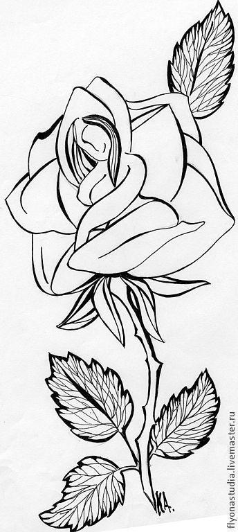 Картины цветов ручной работы.Графика. Душа розы.  Фея роз.Тушь. Фантазийные сюжеты ручной работы.Сказка в теплоте рук Коневой Алёны. Ярмарка мастеров.