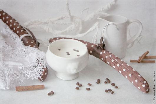 Фотокартины ручной работы. Ярмарка Мастеров - ручная работа. Купить Натюрморт Упало в молоко кофейное зерно. Handmade. Белый, кофе