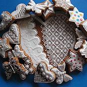 Сувениры и подарки handmade. Livemaster - original item Gingerbread gingerbread on the triumph.Culinary souvenir. Handmade.
