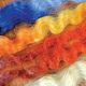 Валяние ручной работы. Набор красителей для шерсти и шелка, 12 штук. Ashford. Интернет-магазин Ярмарка Мастеров. Краситель