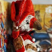 Куклы и игрушки ручной работы. Ярмарка Мастеров - ручная работа К карнавалу готов!. Handmade.