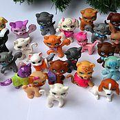 Материалы для творчества ручной работы. Ярмарка Мастеров - ручная работа Игрушки для кукол миниатюрные 2-4 см. Handmade.