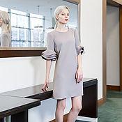 Одежда handmade. Livemaster - original item Dress cocktail, dress casual. Handmade.