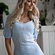 Dress 'Blue water', Dresses, St. Petersburg,  Фото №1