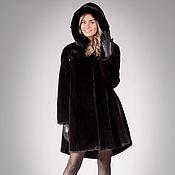 Одежда handmade. Livemaster - original item A Mink Coat In The Sun.. Handmade.