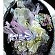 Картины цветов ручной работы. Панно Дивоцвет крылатый.. Марина Овсянникова. Интернет-магазин Ярмарка Мастеров. Панно, картина цветов