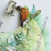 Свадебный салон ручной работы. Ярмарка Мастеров - ручная работа голосистый Соловей. Handmade.