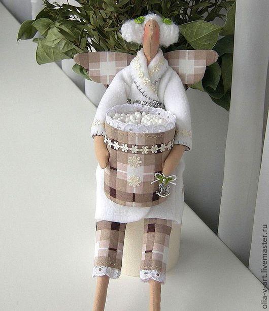 Куклы Тильды ручной работы.Тильда  ангел