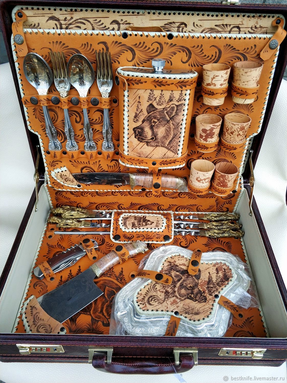 Gift set 'Lu-1', Souvenir weapon, Pavlovo,  Фото №1