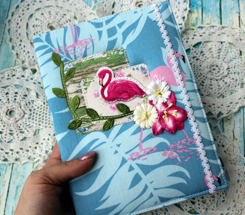 Блокнот с Фламинго - исполнитель желаний!, Блокноты, Санкт-Петербург,  Фото №1