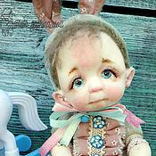 Куклы и пупсы ручной работы. Ярмарка Мастеров - ручная работа Зайка сделан на заказ. Handmade.