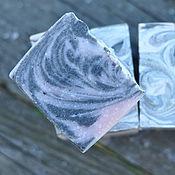 Косметика ручной работы. Ярмарка Мастеров - ручная работа Феромоны, мужское натуральное мыло с черной глиной. Handmade.
