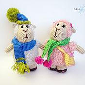 Куклы и игрушки ручной работы. Ярмарка Мастеров - ручная работа Кудряшка и Завитушка. Handmade.