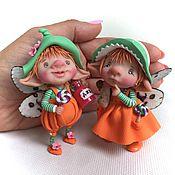 Куклы и игрушки ручной работы. Ярмарка Мастеров - ручная работа Сладкоежки. Handmade.
