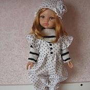 """Куклы и игрушки ручной работы. Ярмарка Мастеров - ручная работа Комплект """" Горошек"""" для куклы Паола Рейна. Handmade."""