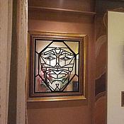 Для дома и интерьера ручной работы. Ярмарка Мастеров - ручная работа ЗЕРКАЛО  VERMA AR DECO. Handmade.