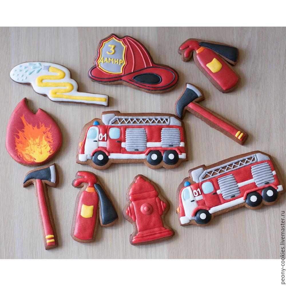 Подарок на день пожарной охраны 76