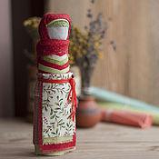 Куклы и игрушки ручной работы. Ярмарка Мастеров - ручная работа Кукла народная на удачное замужество Яркая ягодка. Handmade.