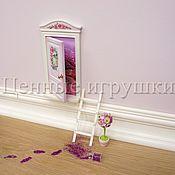Для дома и интерьера ручной работы. Ярмарка Мастеров - ручная работа Волшебная дверка для феи. Handmade.