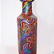 Декоративная бутылка `Предвкушение`