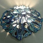Для дома и интерьера ручной работы. Ярмарка Мастеров - ручная работа бра Морской цветок. Handmade.