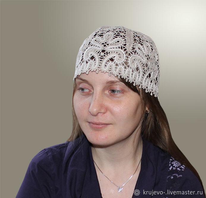 CAP-3 Vologda Vyatka lace, Caps, Kirov,  Фото №1