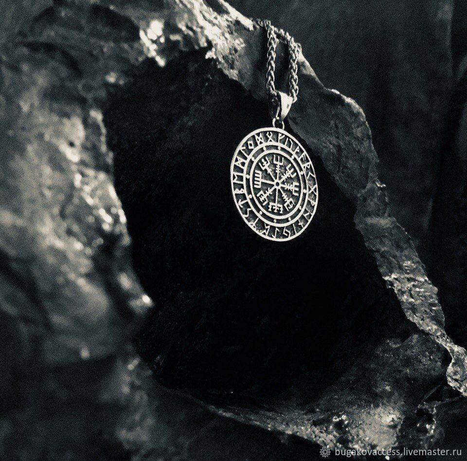 Pendant / Amulet of the Horror Helmet with Jewelry Steel, Pendants, Moscow,  Фото №1