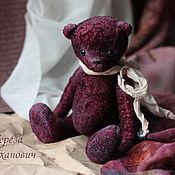 Куклы и игрушки ручной работы. Ярмарка Мастеров - ручная работа Зимняя вишня. Handmade.