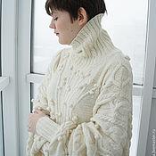 """Одежда ручной работы. Ярмарка Мастеров - ручная работа Свитер-платье """"Эльдож"""". Handmade."""