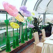 Свадебный салон ручной работы. Ярмарка Мастеров - ручная работа Цветы в аренду 10 шт. Handmade.
